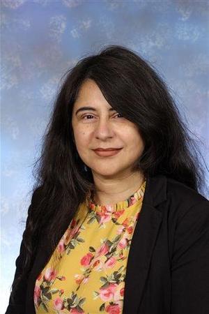 Mrs Sall - KS2