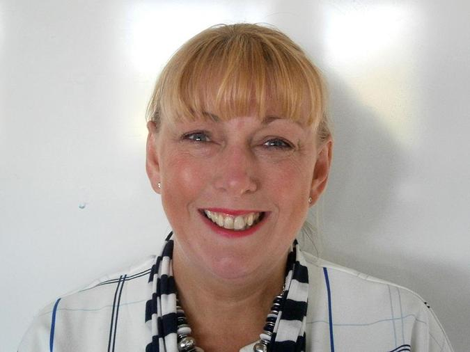 Mrs Brown, CEO of Leading Learners Multi Academy Trust