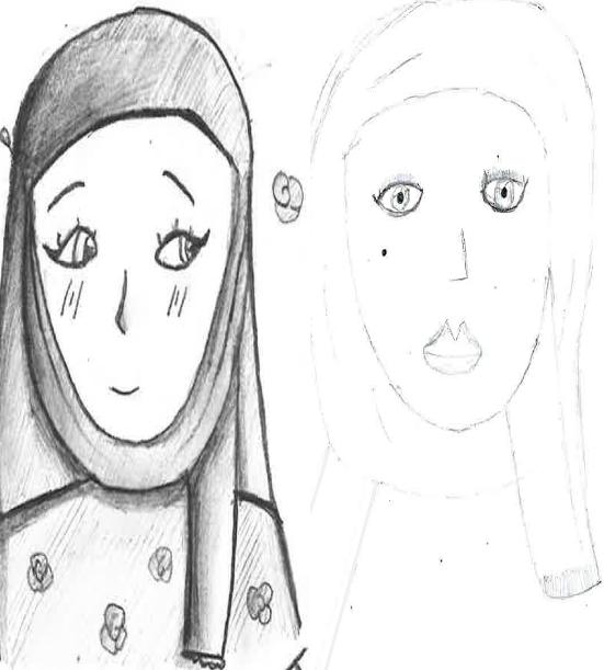 Yr1 (1KA) Miss N Khan and Miss S Abadat