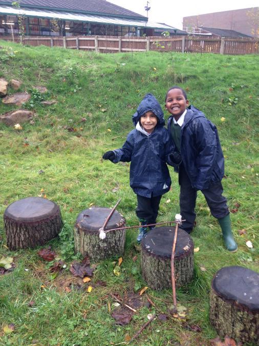 Social and emotional development - teamwork
