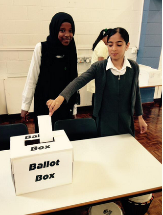 Year 5&6 voting