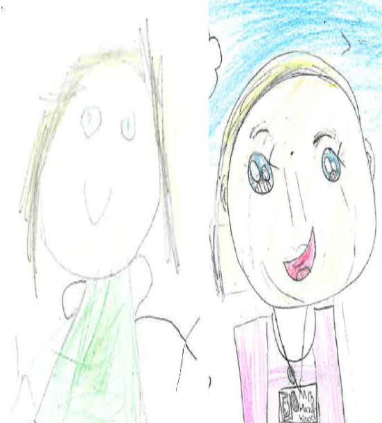 Nursery Mrs H Hazelwood and Mrs V Higby