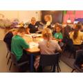 Class 2 writing about mini-beasts!