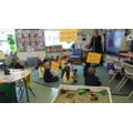Reception learning number bonds to 10