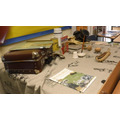 World War II display in Class 4