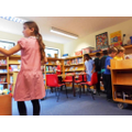 Class 4 in the library
