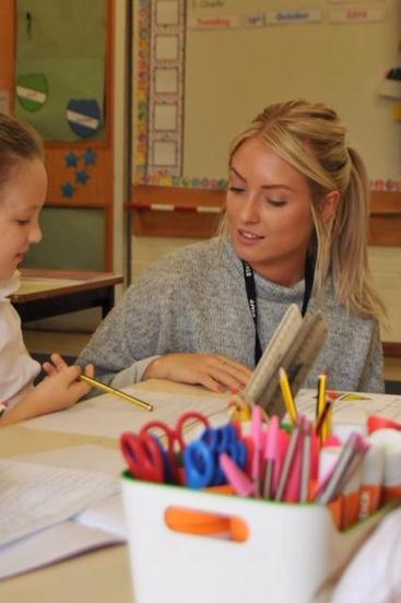 Miss McKenna - Year 2 Teacher
