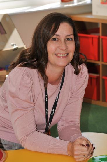Mrs Tarrant - Reception Teacher