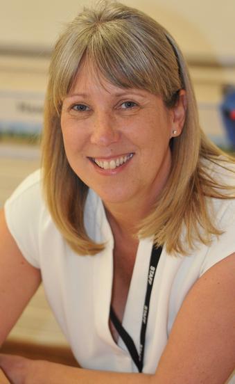 Mrs Baxter - Year 3 TA