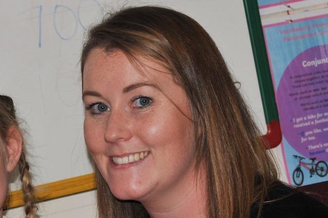 Mrs Harrison - Currently on maternity leave