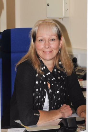 Mrs Devereux - Business Manager
