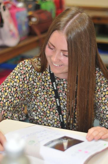 Miss Bailey - NQT and Year 4/5 Teacher (Maternity Cover)