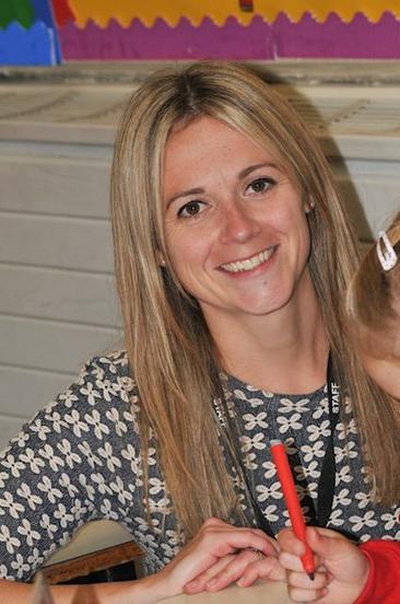 Mrs Scott-Barrett - Year 4/5 Teacher