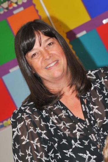 Mrs Wain - Year 1 TA