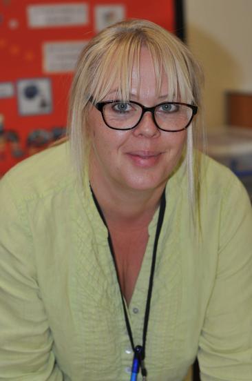 Mrs Howson-Marshall - Year 4/5 TA
