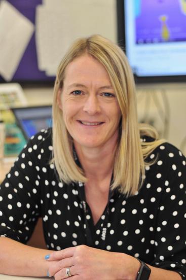 Mrs Webb - Year 4/5 Teacher (maternity cover)