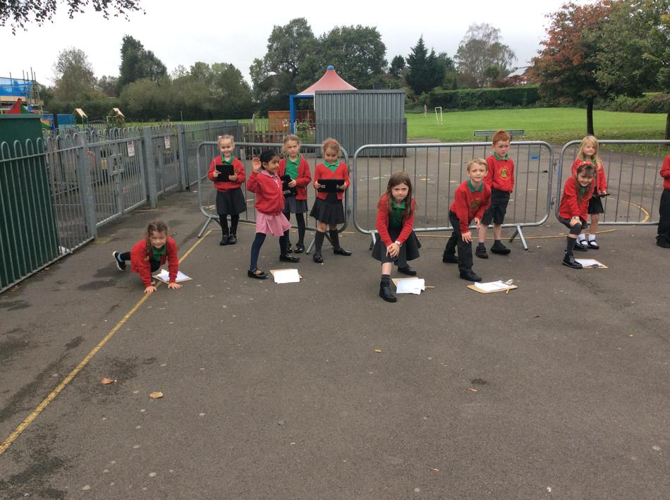 We had fun investigating how fast we could do different types of steps