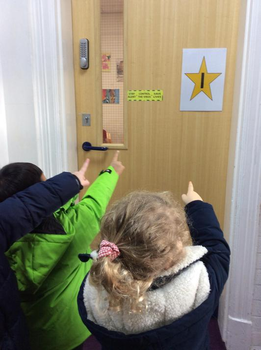 Our star hunt was so exciting!