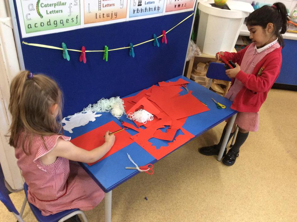 Making Zog and then creating our own threading boards.