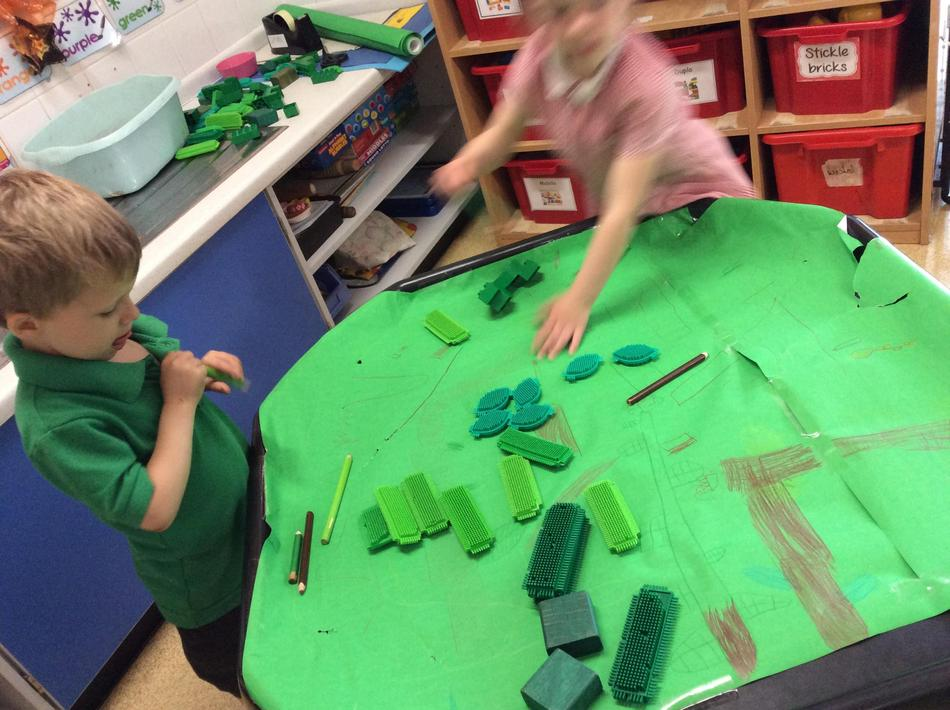 How long or tall can we make a beanstalk?