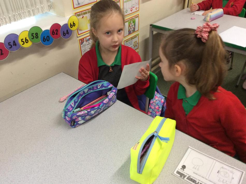 Using our communication skills to give clear instructions as we start our coding journey