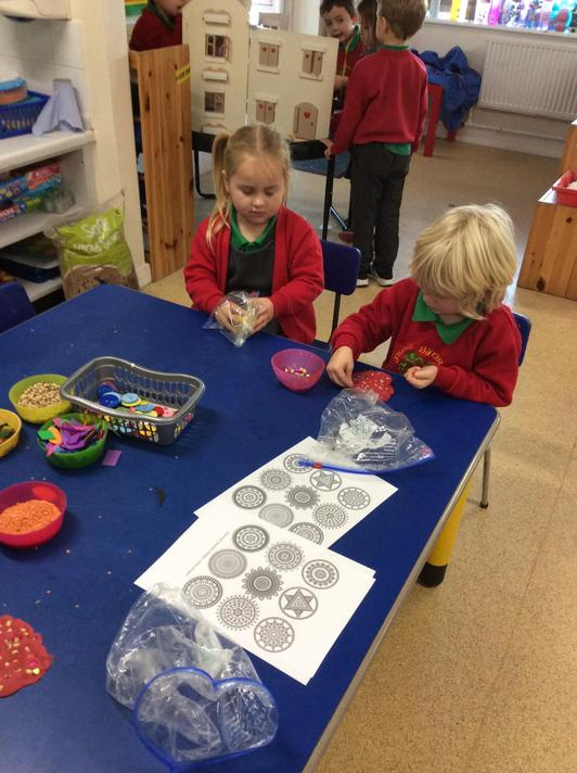We loved using beans and lentils/
