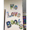 We all love books!