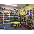 Inside Ollies Library