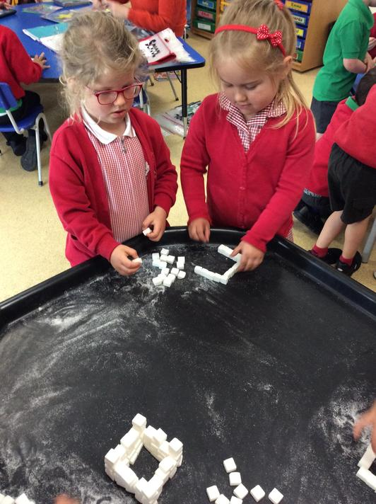 We thought carefully about our castle designs to make them steady.