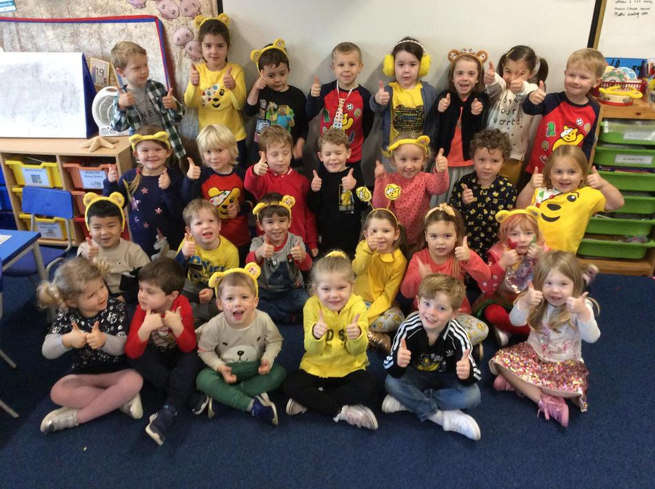 """Say """" Children in Need!"""""""