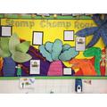 We enjoyed our Stomp Chomp Roar topic!