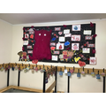 Our Cloakroom - we have to find our names!