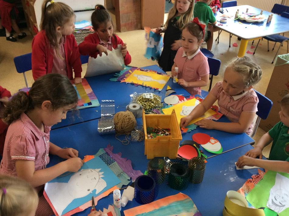 Super busy creating...they are going to look amazing!