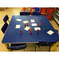 Numeracy - Match the numbers to the unifix blocks