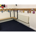 Our Cloakroom