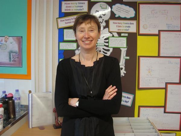 Mrs L Hibler - Higher Level Teaching Assistant