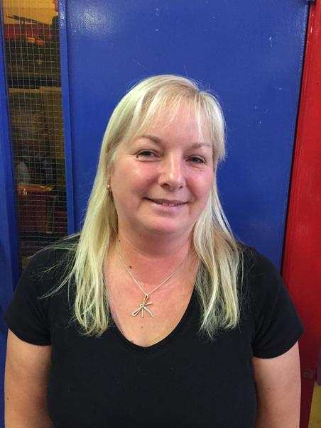 Mrs J Edwards - Higher Level Teaching Assistant