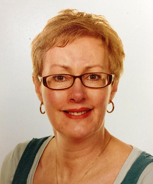 Mrs J Frape - Teaching Assistant