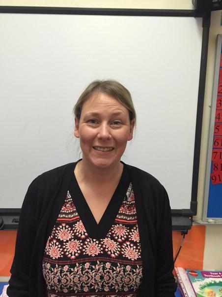 Mrs J Culliford - Teaching Assistant