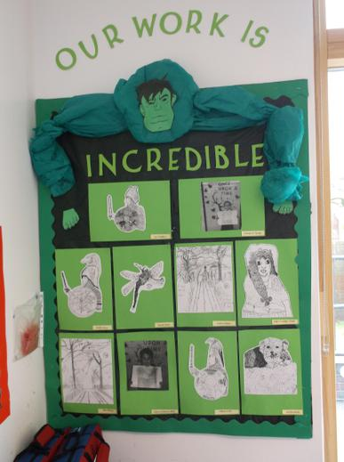 There are some INCREDIBLE artists in 5F!