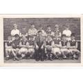 1961 Mr Williams Football Team
