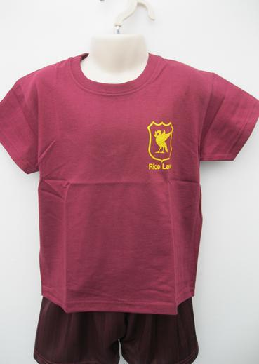 Boys/Girls - Full kit £12.00 (including bag)