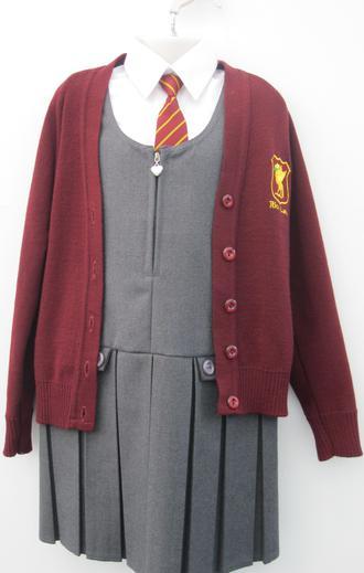 Girls Winter Uniform