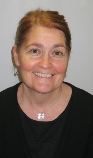 Mrs Johnson - Medical Welfare Officer