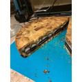 Mason baked Kinder Nutella Oreo cookie pie.