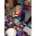 Grating apples