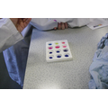 Using the indicator to test household substances
