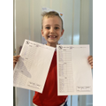 A times table superstar!