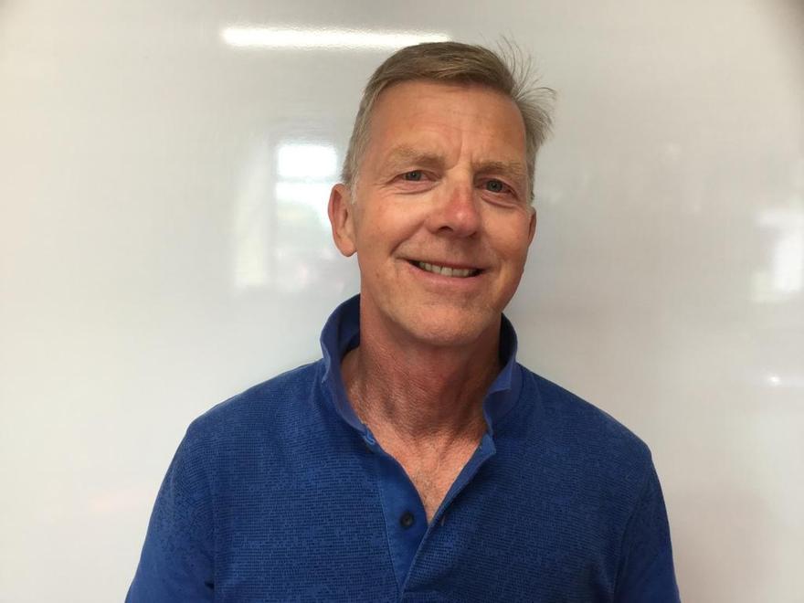 Site Manager - Mr Jones