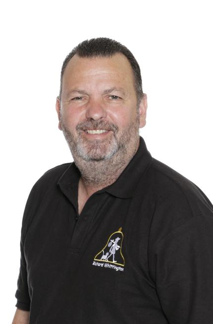 Ian Priestley - Site Manager